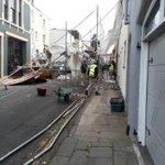 More photos of the scaffold collapse in Bristol coming in http://t.co/G0PSKDOxGX http://t.co/SO8w5ZGDaC