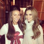 """@michkeegan: What a great day. Love her too much ❤ @CherylCole #doubleact #tinaandchez http://t.co/suXkXZiO95"" ????"
