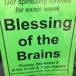 RT @LeMoyne: Every little bit helps!#finalsweek http://t.co/s0NBQXHNlZ