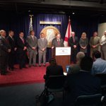Alabama Housr GOP announcing 2014 agenda. Major focus on tax breaks and limits on taxes. #alpolitics http://t.co/OmK8WhPGx2
