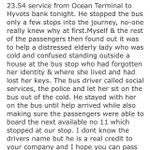 Full marks, sir RT @on_lothianbuses: A lovely tale for a not so lovely day...... http://t.co/FenMJRCili http://t.co/4gBzoDQDCm