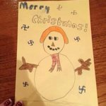 RT @SwedishCanary: Note to self: teach kids how to draw snowflakes. http://t.co/loXB8Q5CS9