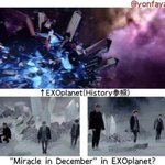 "RT @exospy: ""Miracles in December"" filmed in exo planet? http://t.co/1GPUlbBThT"