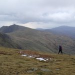 #warringtonhour We were out round the Coniston Fells last week. Fairly mild day with now snow http://t.co/pv4dyK8VoI