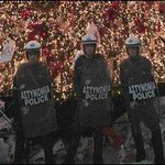 5yrs ago #6dgr police killed 15yr Alex. Youth revolted & the police guarded Xmas trees #Greece http://t.co/ZGKacZPprk http://t.co/1OIGN7RbRL