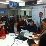 RIGHT NOW: All hands on deck. NBC5 team planning our winter storm coverage. @RickMitchellWX  @NBCDFW #dfwwx http://t.co/pihs93GfNZ