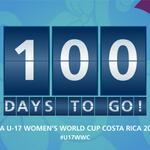 RT @fifawwc: Today marks 100 days until the #U17WWC Costa Rica 2014! The countdown is on! http://t.co/OcAzeHEzWI