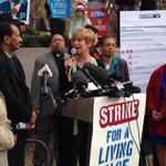 Standing in solidarity with American workers who deserve a fair living wage. #FairWages http://t.co/NBNCwOqPgN