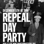 Happy Repeal Day. Come Drink! https://t.co/XwwsAkFuES @djsheeno #DC #RepealDay RT @Yuengling_Beer @21stAmendment http://t.co/NyV82f0S5V