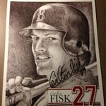 Todays #giveaway  -Signed by #carltonfisk -Drawn by ME -FREE to you  Rules: -Follow & RE TWEET - #RedSoxNation #fan http://t.co/XVU2OvTR8Z