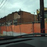 RT @JohnnieBud: PBs in Raleigh is coming down. @WNFIV it is the end of an era! http://t.co/xmfHRZ8iY8