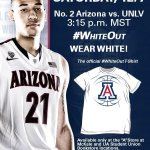 RT @APlayersProgram: #AZvsUNLV - Saturday on #ESPN2 with @milessimon & @roxybernstein #Sellout #WhiteOut http://t.co/80mY85tMEa