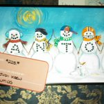 Downtown artist Judi Krew has holiday artwork for sale at The Canton Club. http://t.co/948tTHlNsA