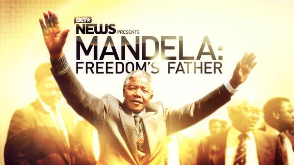 Please stick around - @BET is showing 'Freedom's Father' directly following @106andpark (8P|7c) #RIPNelsonMandela http://t.co/GZ23Sro3GZ