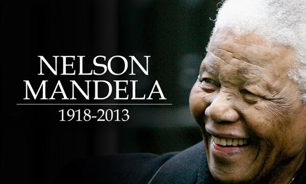 BREAKING: Former South African president Nelson Mandela has died at the age of 95: http://t.co/AOtlntKSJl