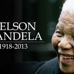 RT @RPijn: One of the greatest men on earth died yesterday at the age of 95! RIP Nelson Mandela. http://t.co/wN0pd1WMWc