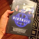The Papas #Christmas gift arrived.. Will he notice if I open it?! @ejordanlange @6thmanmovie #SixthMan #BBN http://t.co/IYLOriSbiJ
