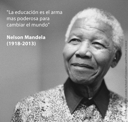 La educación es el arma mas poderosa para cambiar el mundo.  https://t.co/uGMGMTzbvl http://t.co/rVl1g2eStR