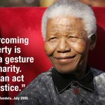 RT @washingtonpost: What Mandela said http://t.co/dDCtLFB9s7 http://t.co/kaLZhAC7RW