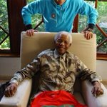 """@Cristiano: Thankful Madiba for your legacy and your example. You""ll always stay with us. http://t.co/vcFIvmLdvh""  Lhomme seulement."