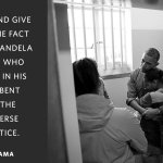 RT @WhiteHouse: Rest in peace, Nelson Mandela. http://t.co/4qlqsXLp6e