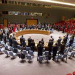 RT @UN: The #UN Security Council honoured Nelson Mandela with a moment of silence on Thursday. http://t.co/vo04peZ7Ja