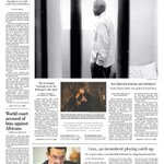 Yes. RT @washingtonpost: Fridays front page featuring Nelson Mandela. A nations healer is dead. http://t.co/zisVpVKSzv