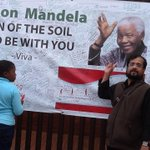 RT @waglenikhil: We will miss u Madiba! http://t.co/laXWM18BhM