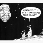 Another great pic, a drawing this time via @JerryMpufane: Zapiro on todays big topic... #Mandela http://t.co/ZdnrciSjZu