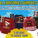 ????#COMPETITION???? 4 DIGITAL CHRISTMAS JUMPERS FROM @MORPHSUITS TO #WIN RT THIS & ENTER HERE: http://t.co/f9f4FdX3EI http://t.co/sAEn8Vjw3w