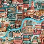 We love a map: #Londons hidden gems by @charliegdavis + @glpLondon How many have you been to? http://t.co/rcBmvbJaUv http://t.co/9nkCbY3Nwf