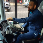 #StrangeButTrue Sandro continues to reach cult status at Spurs after driving the #thfc bus to Craven Cottage http://t.co/Xonb867HZY