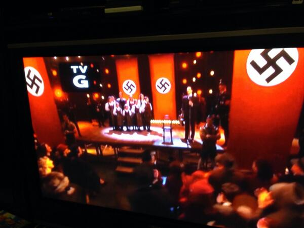 Ballsy amount of swastikas on NBC right now. #TheSoundOfMusicLive http://t.co/WTr2tk2YBH