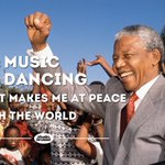 "RT @stubru: ""It is music and dancing that makes me at peace with the world"" http://t.co/HRV8gVlFuv"