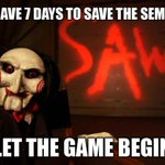 RT @9GAG: How I feel right now. #saw http://t.co/saBlAX4z2o