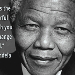 """Education is the most powerful weapon which you can use to change the world"" - Nelson Mandela. #Madiba http://t.co/CBhltlQAkZ"
