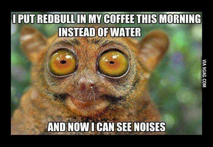 I can see noises. #Morning http://t.co/qnejtKvZzm