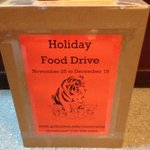 Help the needy by donating food in bins like these around campus. http://t.co/mKZT33J6qs http://t.co/QkIcyhrWVr