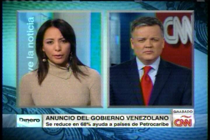@jcfernandezm CNN en Español: Gobierno Venezolano Anuncia 68% de Reducciòn ayuda a Paìses de Petrocaribe. VER IMAGEN http://t.co/l92NECw8eM
