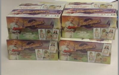 Today is Day 11 of the #topps12daygiveaway. We have great prizes on tap today! RT to win one of four boxes of Ginter! http://t.co/f17yUC7xcs