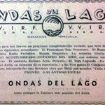 RT @EsMaracaibo: #01Octubre (1936) Inicia sus operaciones radiofónicas y comerciales la emisora Ondas del Lago. http://t.co/kDjyXgX7Cp