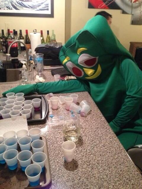 Not only did #txst make it on the Chive, so did Gumby! http://t.co/n4ZuRitmpB