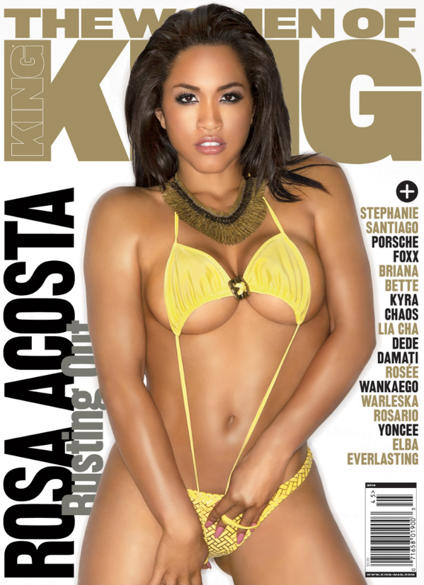 New issue of KING on-sale now @RosaAcosta @StephsDope @Porsche_Foxx @BrianaBette @KyraChaos @LIACHAVIP @IAmYoncee http://t.co/y01UC1LPT6