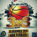 RT @LALightsPTK: Burn the ball!! Lets battle, 3on3 @LAlights - 21 Desember - GOR Perbasi Pontianak. http://t.co/24T0aQElkA