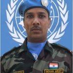 RT @adgpi: Sub Dharmesh Sangwan, laid down his life fighting bravely against the Rebels. #Southsudan