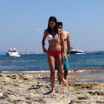 RT @TheRandomRambo: Katrina spotted with Ranbir holidaying in Spain #Remember2013For