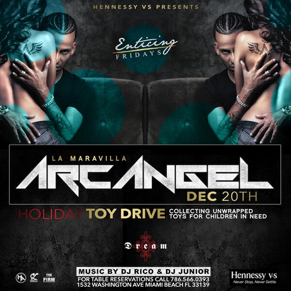 Shyts about to get REAL tonight @DreamMiamiFL  @ArcangelPrrra @TeamHastaAbajo @TheFirmMia  #EnticingFridays http://t.co/mqjMJuKxDd