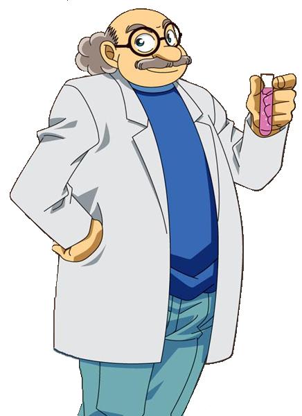 「阿笠博士」の画像検索結果