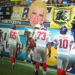 "RT @CrystinaPoncher: ""@NFLonFOX: WOW. RT @FFD Chargers fans letting Eli know what they think of him http://t.co/uXSsA2uSzz"" hahaha!"