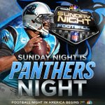 One. More. Hour. RT if you know Sunday Night is #Panthers Night! #CARvsNO http://t.co/8tQttYFexi